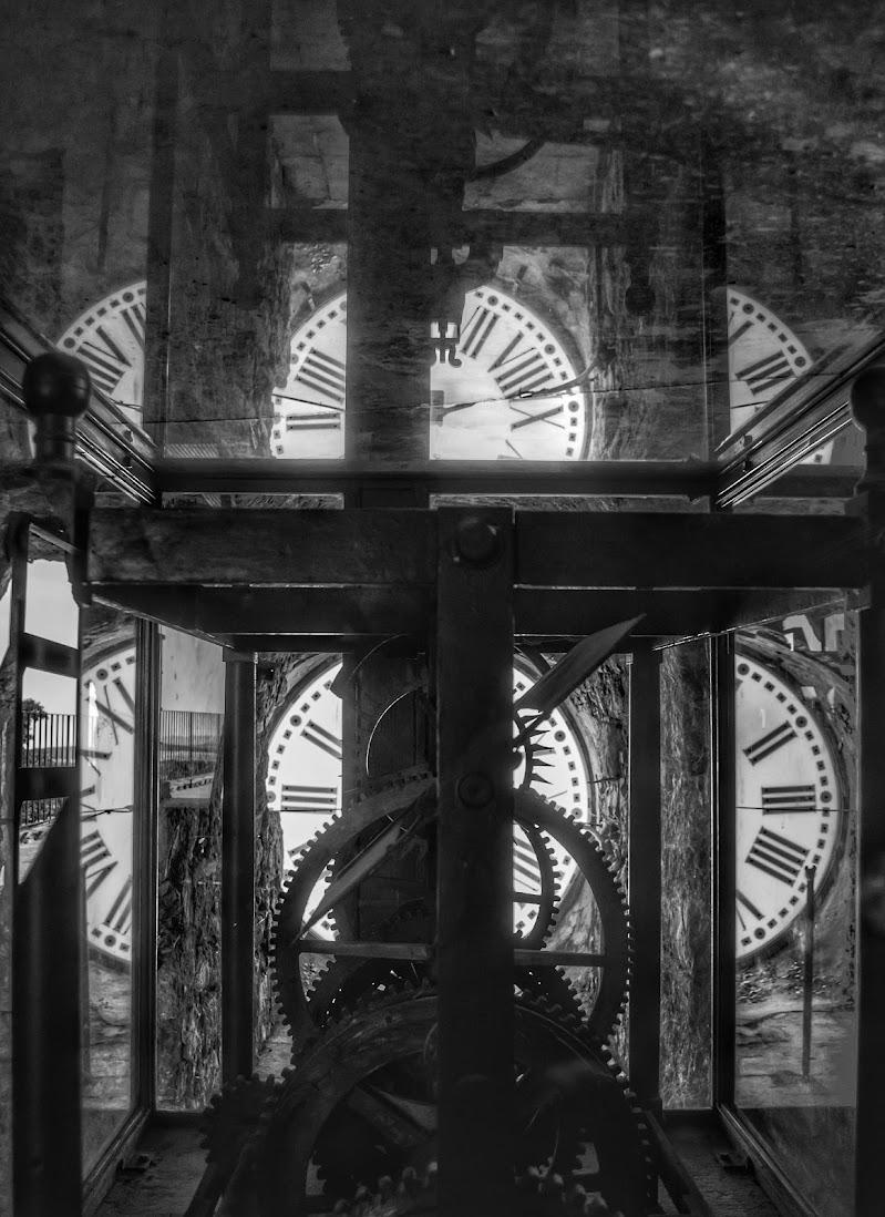 Interno dell'orologio della Torre del Candeliere di gianfi51