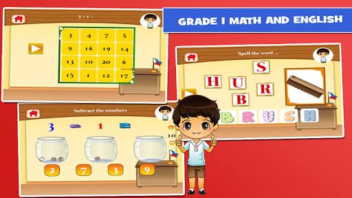 Pinoy Quiz for First Grade android2mod screenshots 5