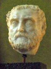 Photo: Demosthenes, 1st century AD, Museum of Tirana