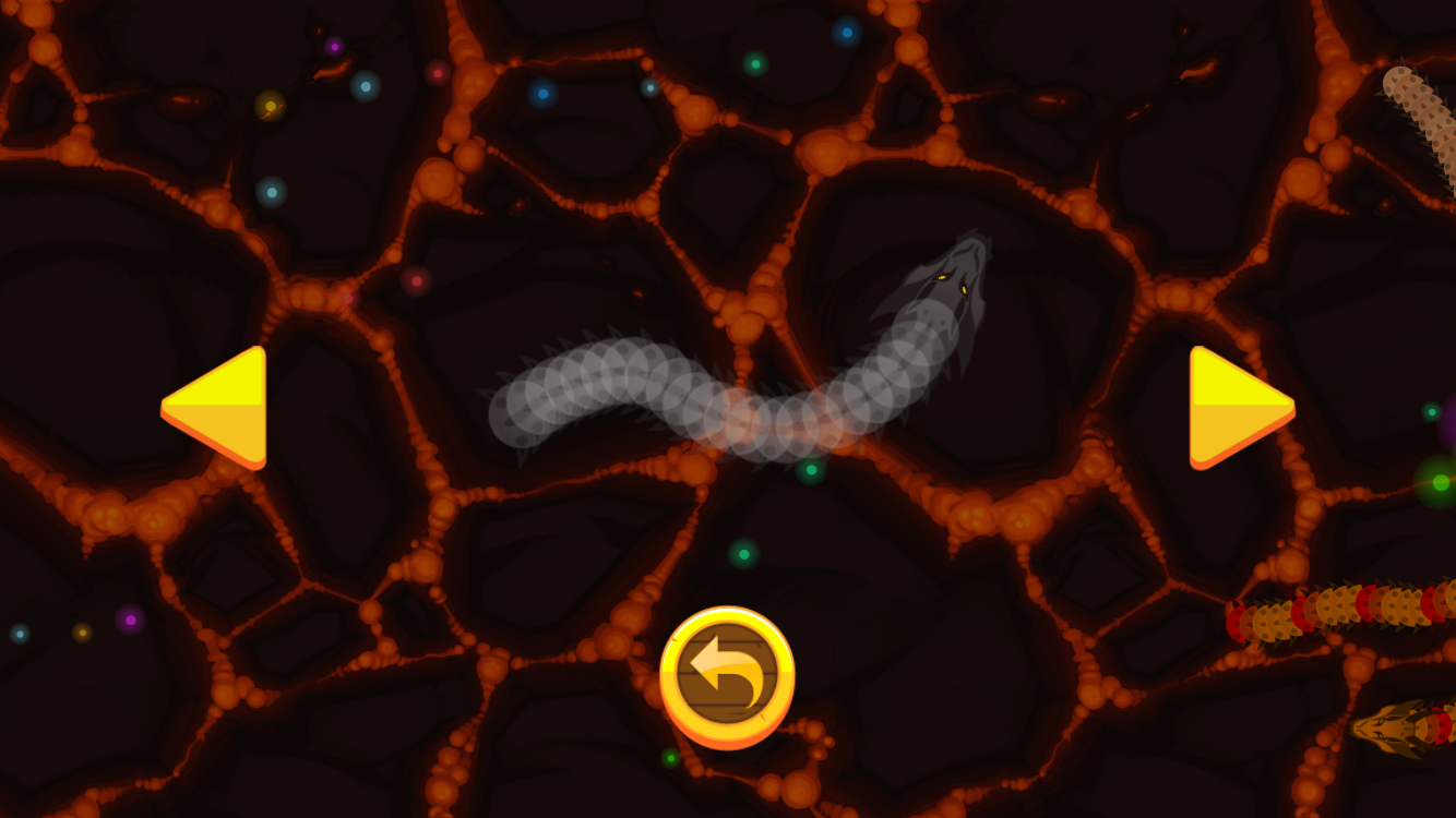 slither dragon android apps on google play