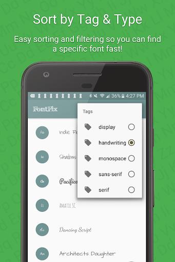 FontFix (Free) 4.4.5.0 screenshots 6