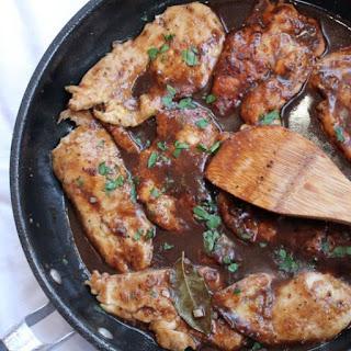 Chicken Breast Balsamic Vinegar Recipes