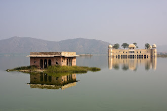 Photo: Water Palace, Jaipur, India