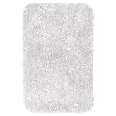 Коврик для ванной комнаты Ridder Chic белый 90х60 см