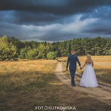 Wedding photographer Monika Kutkowska (fotokutkowska). Photo of 21.10.2017