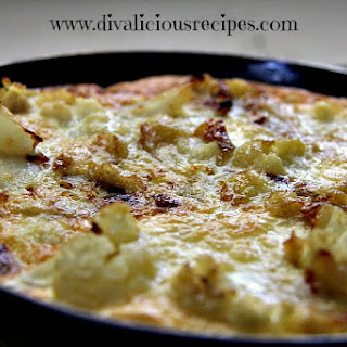 Cauliflower Frittata Recipes.