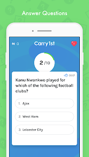 Carry1st Live Trivia Game Apps On Google Play