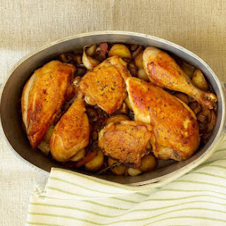 Seasoned Oven Baked Chicken Recipes.