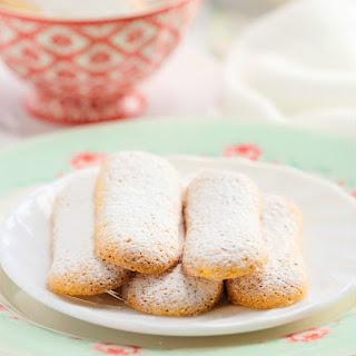 Lady Finger No Bake Dessert Recipes.