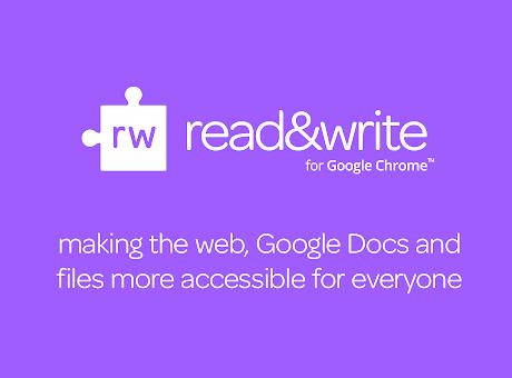 Read&Write for Google Chrome™