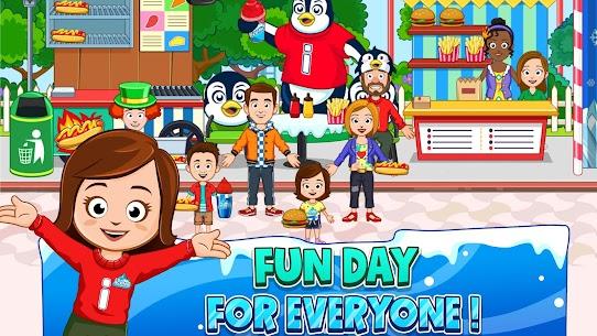 My Town : ICEME Amusement Park Free (Unlimited Money) 4