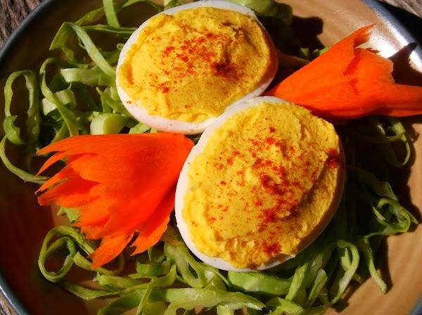 Basic Deviled Eggs Recipe