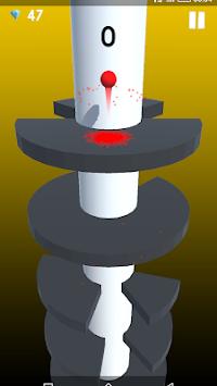 Helix Jump Ball apk screenshot
