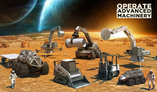 Space Station Construction City Planet Mars Colony painmod.com screenshots 16