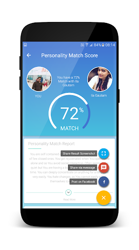 Personality Trait Test 4.22 screenshots 4