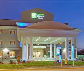 HOLIDAY INN EXPRESS and SUITES CAL EXPO