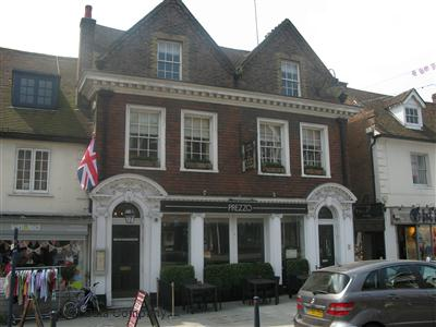 The Dining Room On High Street Restaurant British In