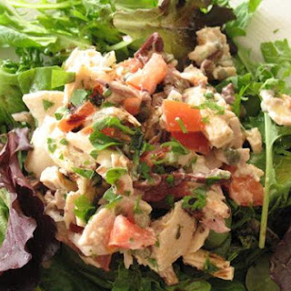 Mediterrean Tuna Salad