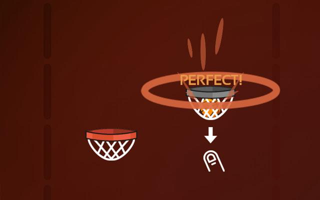 Basket Ball Run Game