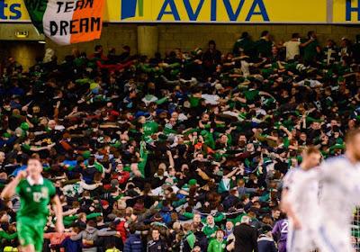 Attribution des tickets pour l'Euro 2016: La grogne des supporters irlandais