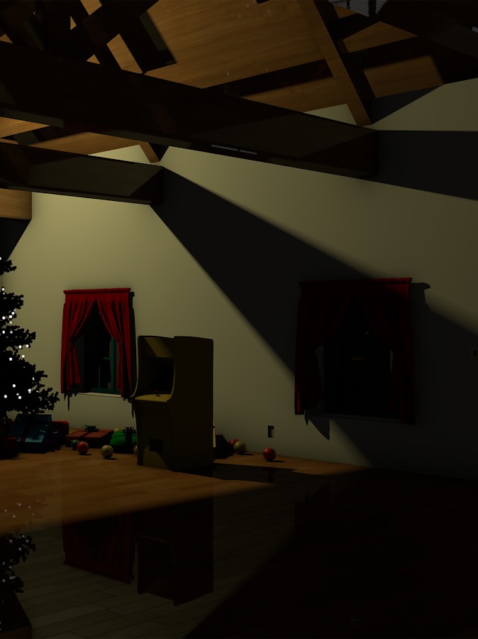 Escape Game: Christmas Eve- screenshot
