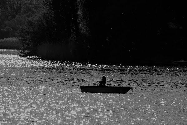 Il vecchio e il lago di dino pas