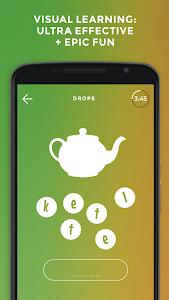 Drops: Learn Hebrew language and alphabet for free 35.19