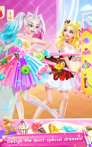 Candy Makeup Party Salon screenshots 9