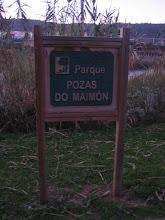 Photo: Heilquellen im Parque Pozas do Maimón
