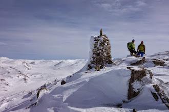 Photo: Eldrevassbergi 1501 moh.