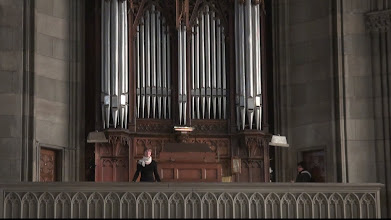 Photo: mimiko Elisabethenkirche - Lysianne Salzmann Orgel (05.01.11) 855