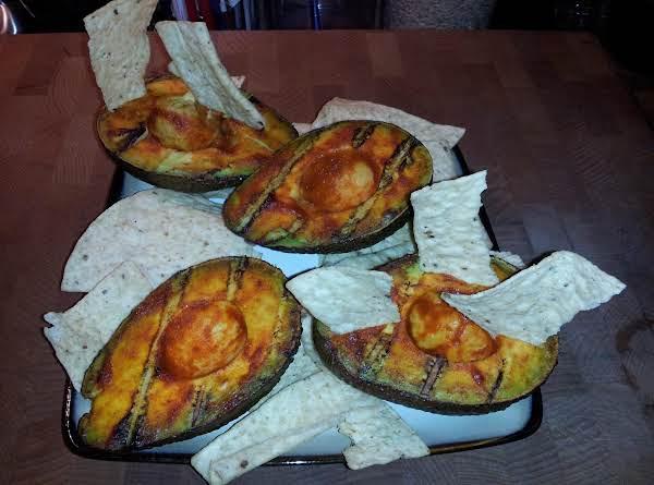 Grilled Guacamole? Recipe