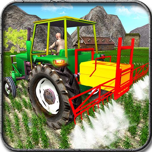 Real Farming Tractor Sim 2017