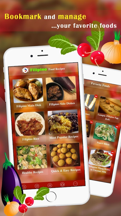 Filipino food recipes android apps on google play filipino food recipes screenshot forumfinder Image collections