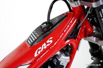 Photo: Gas Gas 2011 Racing Trials Bike 300 280 125