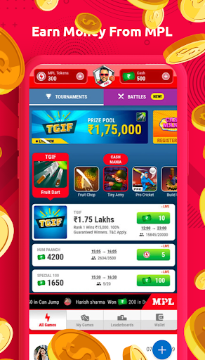 Tips for MPL Cricket & Games To Earn Money screenshot 2