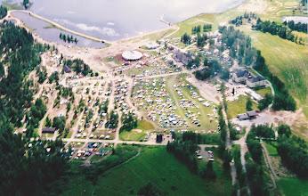 Photo: The World Meeting, Nurmes, Finland 1993