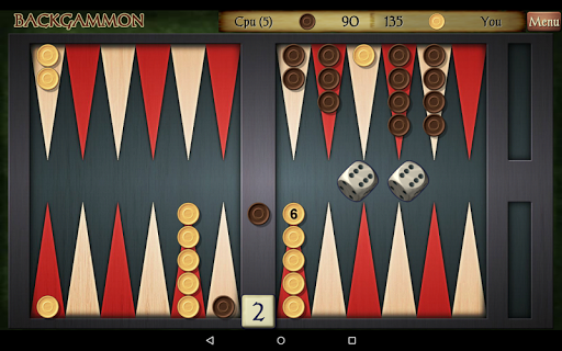 Backgammon Free screenshot 11