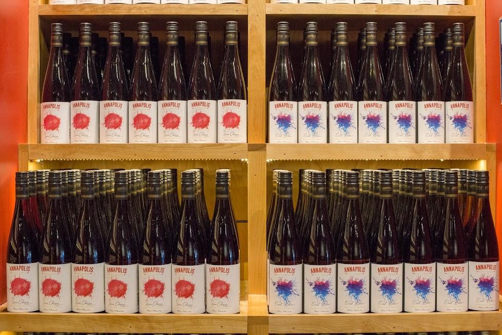 wino, Annapolis Valley, Nowa Szkocja