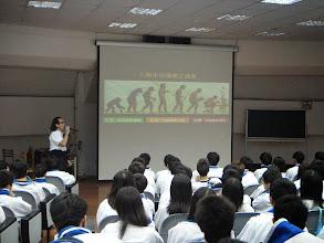 Photo: 高二學群講座 2013-05-01