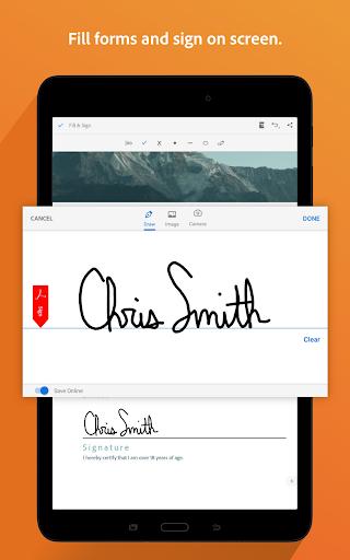Adobe Acrobat Reader: PDF Viewer, Editor & Creator screenshot 11