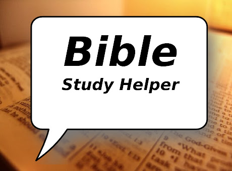 Bible Research Helper