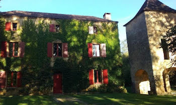 maison à Sagelat (24)