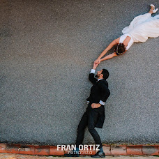 Wedding photographer Fran Ortiz (franortiz). Photo of 09.04.2018