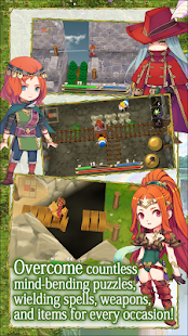 Adventures of Mana- screenshot thumbnail