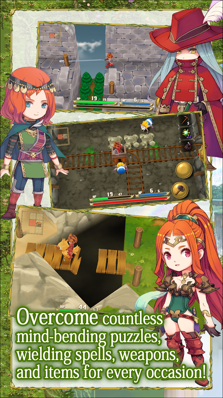 Adventures of Mana screenshot #4