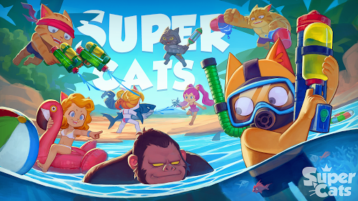 Super Cats - screenshot