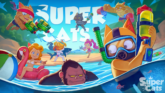 Game Super Cats APK for Windows Phone