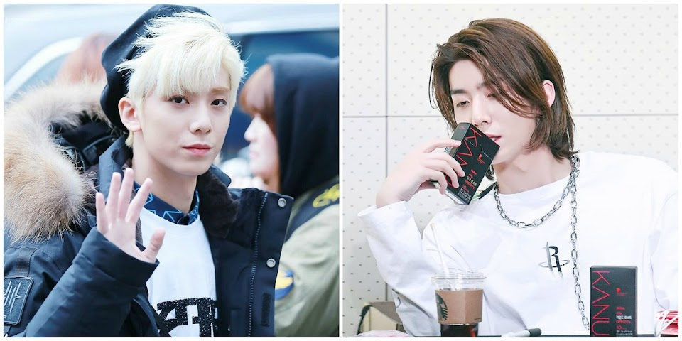 hwiyoung side by side