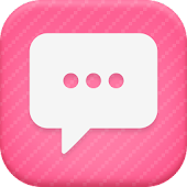 Candy Pink Theme-Messaging 6
